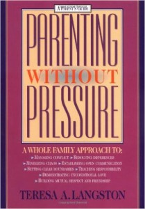 Parenting without pressure